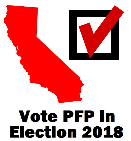 Vote PFP in Election 2018