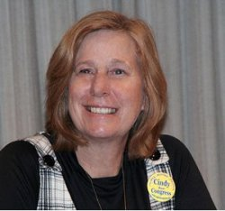 photo of Cindy Sheehan