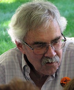 Tom Condit at 2009 reunion of former members of the Young Peoples Socialist League