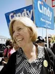 Photo of Cindy Sheehan not available